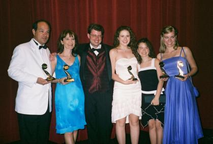 "2006 Award Winners from Greasepaint's ""Honk!"" with Rob Hopper"