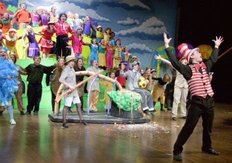 "Christian Youth Theater-Chicago's ""Seussical"""