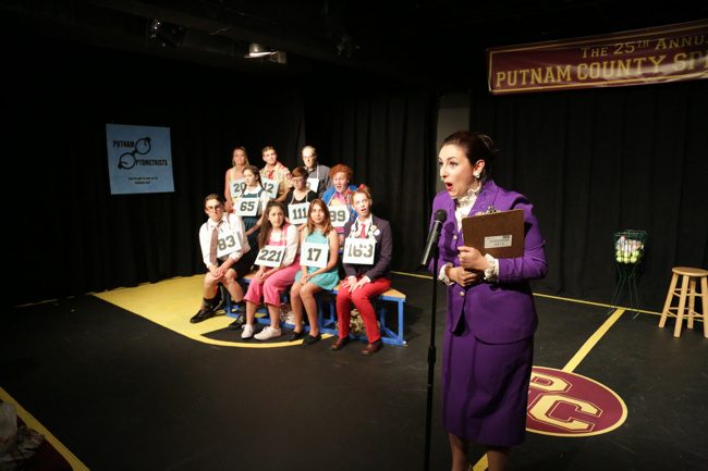 By Patio Playhouse. The 25th Annual Putnam County Spelling Bee Has Won  Several Awards And Has Been Performed In Several Theaters Across The  Country.