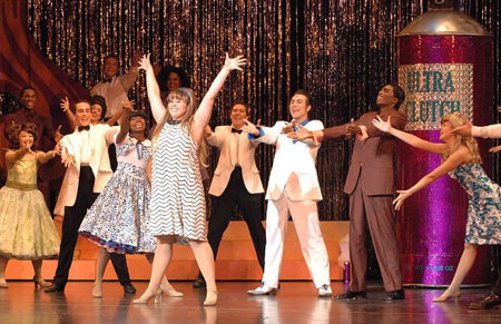 "Thespian Festival's ""Hairspray."" Photo by Joan Marcus."